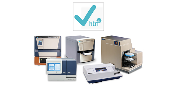 HTRF-compatible microplate readers